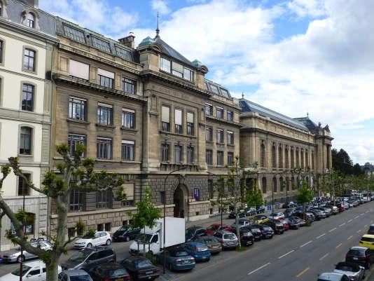 La Haute Ecole d'art et de design de Genève.