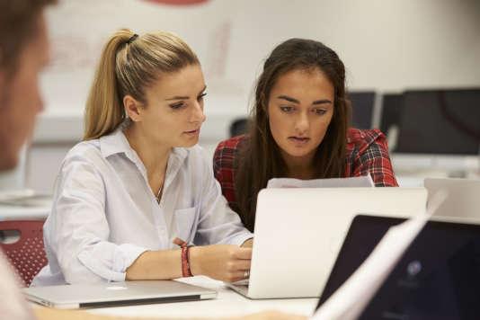 Pour les étudiants diplômés, des passerelles existent vers la publicité, la communication ou le marketing. Les métiers du marché de l'art leur sont également accessibles.