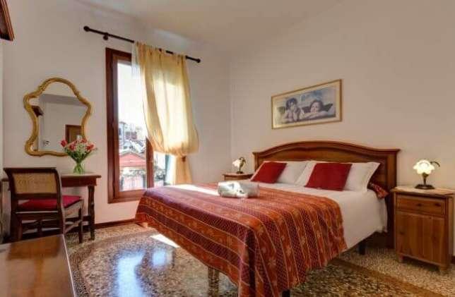 L'hôtel San Samuele mise sur la simplicité.