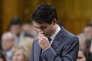 Le premier ministre canadien Justin Trudeau présente les excuses officielles du gouvernement aux minorités sexuelles, le 28 novembre, à Ottawa.
