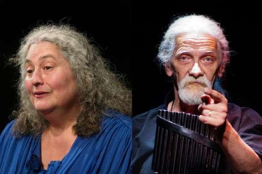 Catherine Zarcate et Michel Hindenoch, deux grands noms du conte, présentent leurs spectacles samedi 2 décembre.