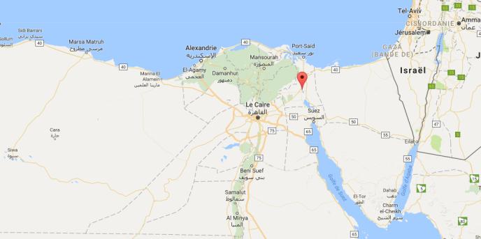 Le 28novembre 2017, un raid des forces de sécurité égyptiennes a eu lieu à Ismaïlia contre un lieu soupçonné d'abriter du matériel destiné à des djihadistes.