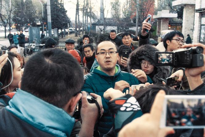 Les autorités chinoises ont tenté en vain d'étouffer l'affaire.