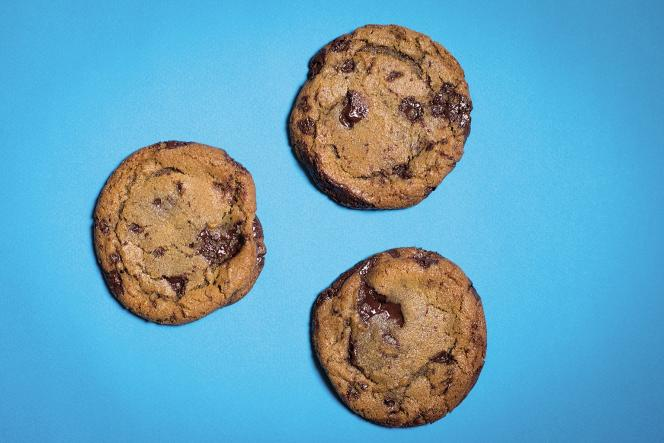 Les cookies au chocolat deSarah et Philip Andelman.