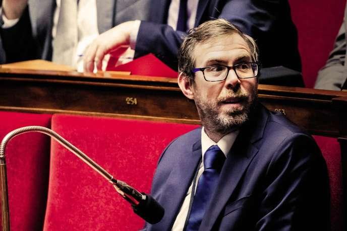 La proposition de loi de Philippe Latombe a été débattue à l'Assemblée le 30 novembre.