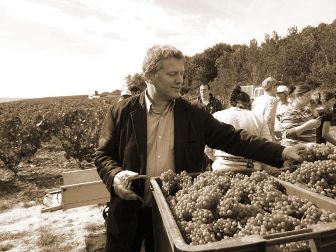 Francis Tribaut.