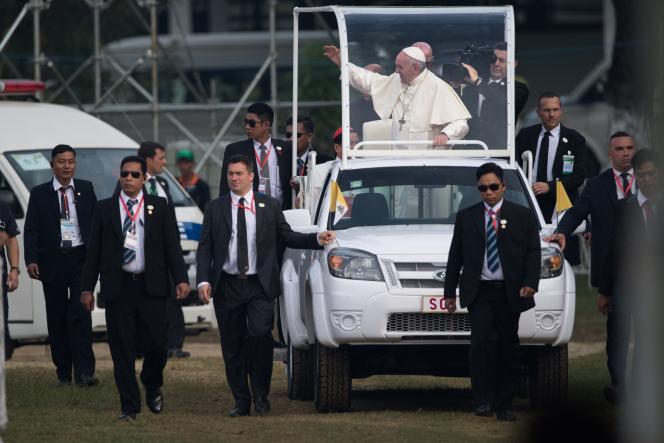 Pendant son homélie, le souverain pontife a également voulu «offrir quelques paroles d'espérance».