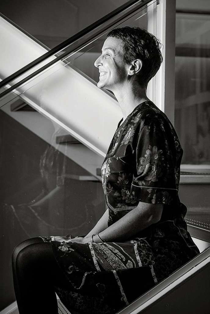 Sarah Andelman, cofondatrice du magasin Colette.