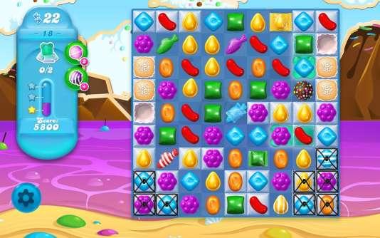 Candy Crush Saga est entièrement gratuit, mais il est possible d'investir dans des objets virtuels facilitant les parties.