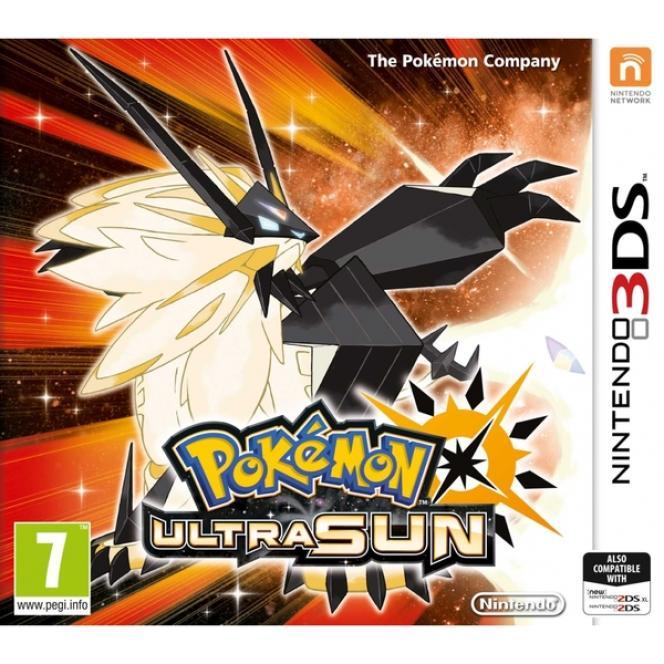 Pour une quarantaine d'euros, l'acquéreur de «Pokémon Ultra Soleil» est possesseur de son exemplaire du jeu, dont le contenu est complet.