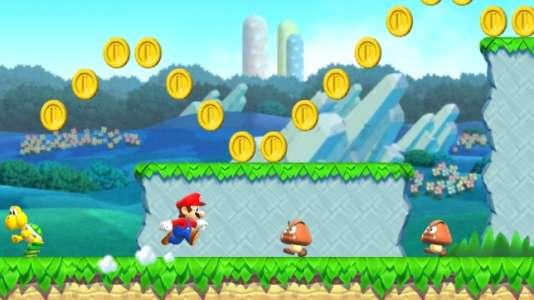 Dans«Super Mario Run», seuls les premiers niveaux sont gratuits.