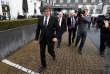 Carles Puigdemont, àOostkamp, en Belgique, le 25 novembre.