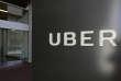 Entrée du siège d'Uber à San Francisco, le 1er mars 2017.