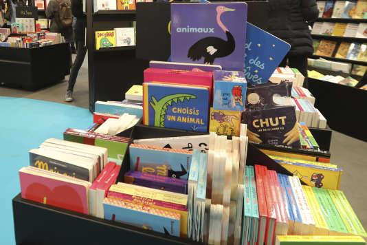 Le salon du livre et de la presse jeunesse à Montreuil se tiendra jusqu'au 4 décembre.