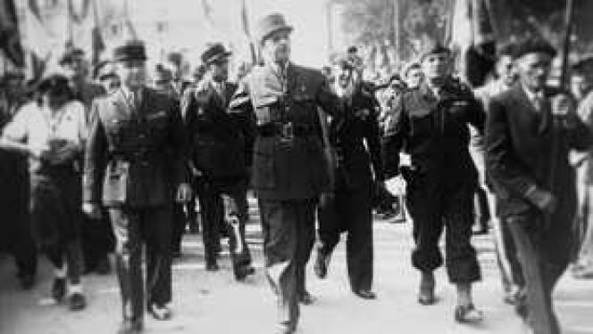 « Quand l'extrême droite résistait», deFlorent Leone et Christophe Weber.