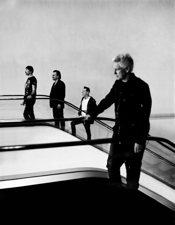 U2 en 2017.