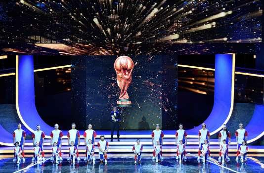 La Coupe du monde 2018 se déroulera du 14 juin au 15 juillet dans onze villes russes.