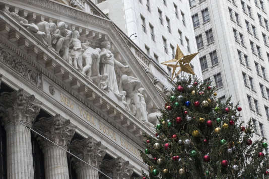 Jeudi 30 novembre, l'indice Dow Jones a battu des records à la Bourse de New York.