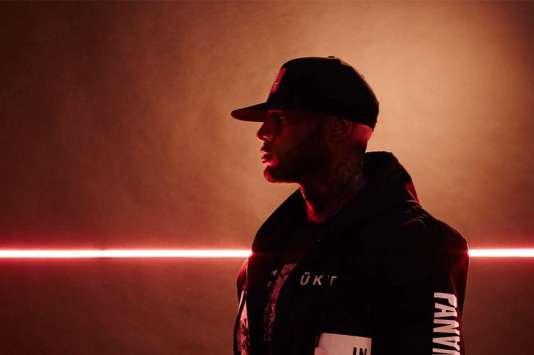 Le rappeur Booba a sorti le 1er décembre son neuvième album, «Trône», en format digital.