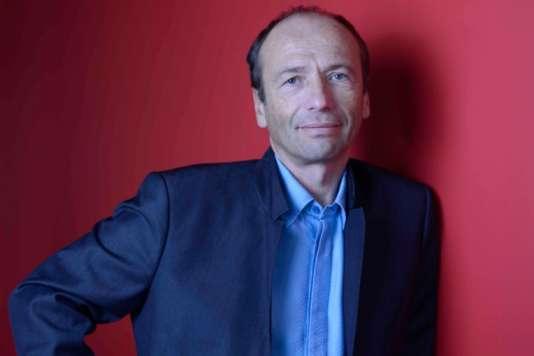 Denis Dessus, nouveau président du Conseil national de l'ordre des architectes.