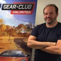 David Nadal, le fondateur d'Eden Games.