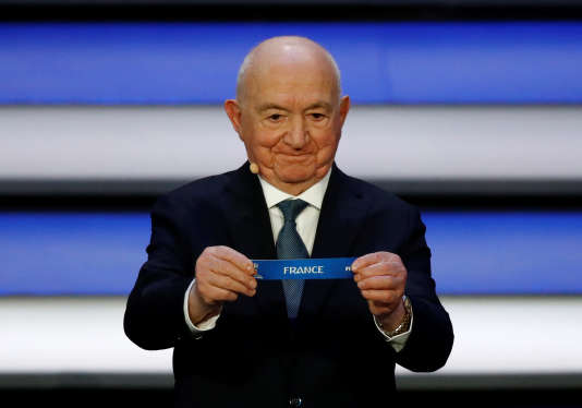 Mondial 2018 de football : les Bleus gâtés par le tirage au sort