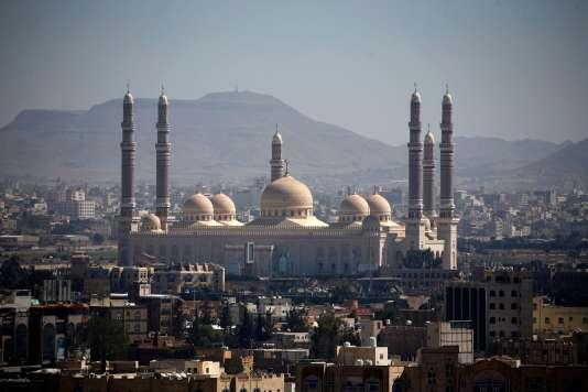 A Sanaa, capitale du Yémen, le 3 décembre.