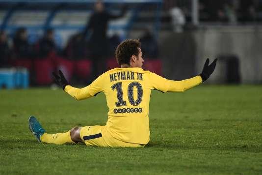 Battus 2-1 dans le froid strasbourgeois, les Parisiens ne sont plus invaincus.