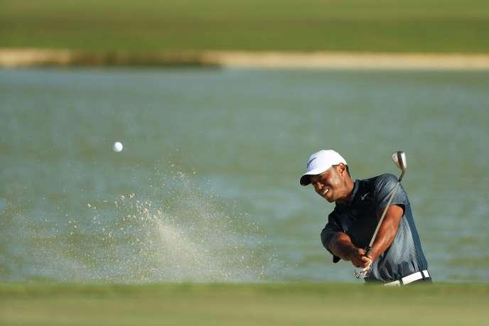 Aux Bahamas, Tiger Woods a fait son grand retour à la compétition. Pour la septième fois depuis 2008.