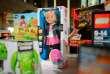 La poupée connectée Mon amie Cayla, présentée à la foire de jouets DreamToys à Londres, le 5 novembre 2014.