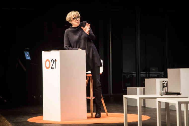 Les conférences sont coanimées par deux journalistes du « Monde» : Laure Belot, qui s'est fait une spécialité de détecter les «signaux faibles», cesphénomènes émergents dans la société....