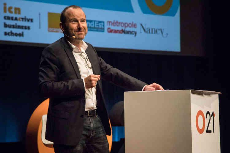 ....et Emmanuel Davidenkoff, spécialiste des questions d'éducation et rédacteur en chef «diversification éditoriale» au «Monde».