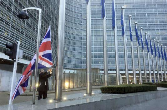 A Bruxelles, le 4 décembre.