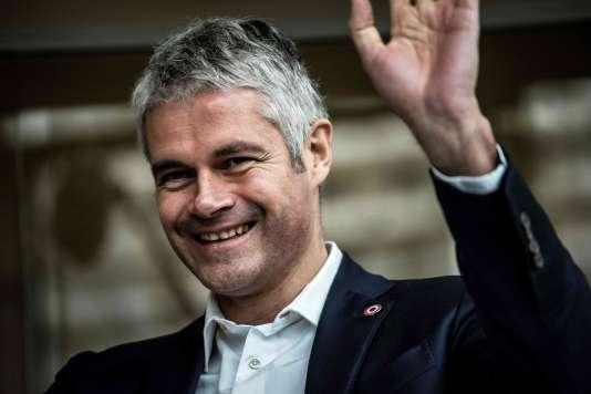 Laurent Wauquiez, le président des Républicains, pourra revenir à l'EM Lyon en tant que professeur.