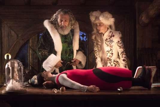 AlainChabat etAudreyTautou dans« Santa & Cie», d'Alain Chabat.
