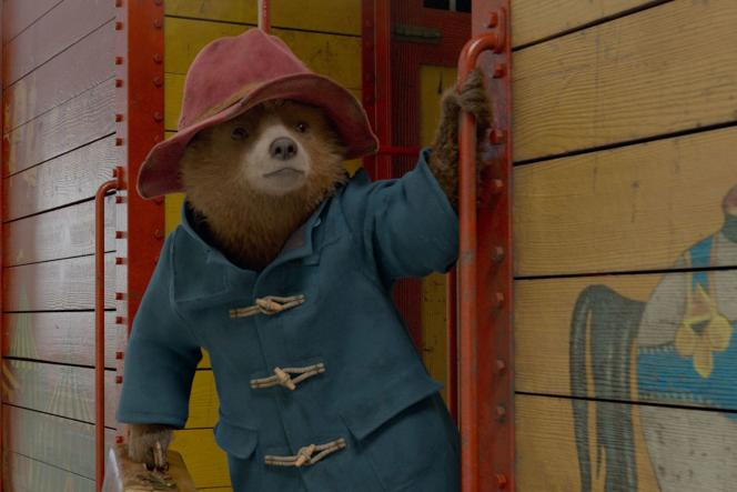 « Paddington 2 », film d'animation britannique de Paul King.