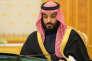 Le prince héritier saoudien Mohammed Ben Salman, à Riyad, le 5 décembre.
