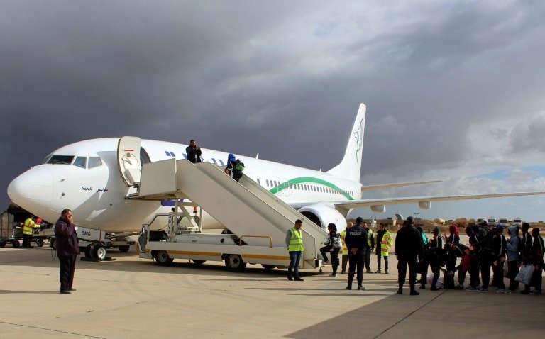 Le Nigeria, premier pays d'émigration illégale en Afrique de l'Ouest, a rapatrié mardi 144 de ses ressortissants qui se trouvaient dans des camps de détention en Libye.