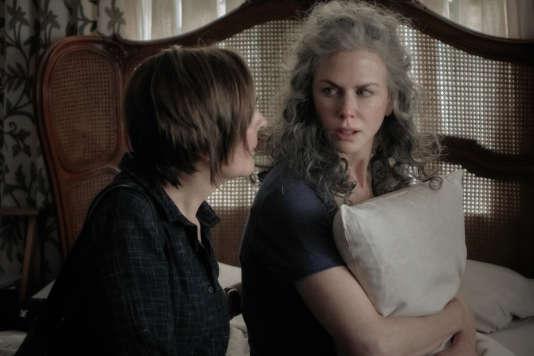 Elisabeth Moss et Nicole Kidman dans«Top of the Lake 2: China Girl».