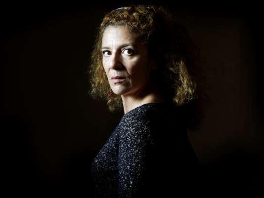 La philosophe Elsa Dorlin, à Paris, en novembre.