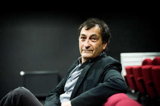 Le conteur, écrivain et comédien Pépito Matéo.