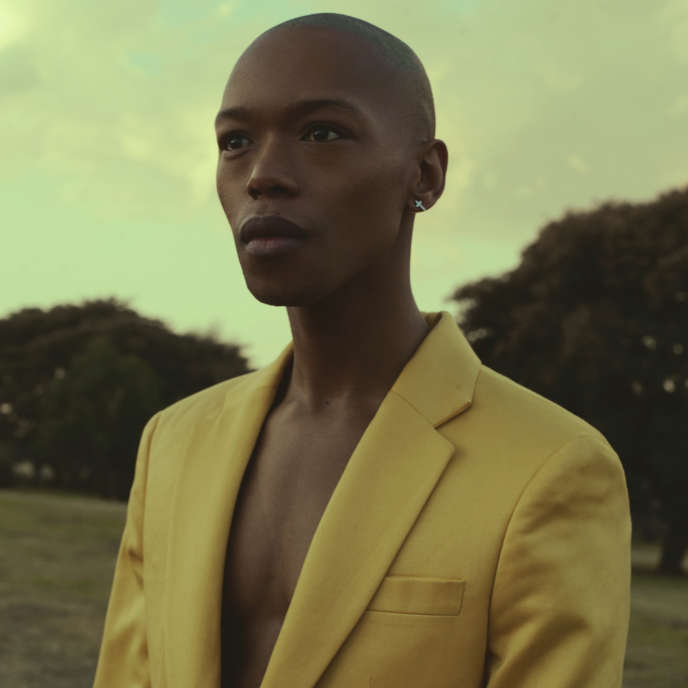 Le chanteur sud-africain Nakhane, en juin 2017.