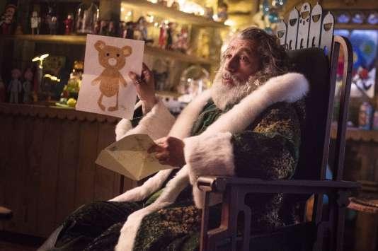 AlainChabat dans son film « Santa & Cie».