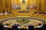 Réunion de la Ligue arabe, le 5 décembre au Caire.