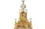 Une horloge de James Cox, vers 1766.
