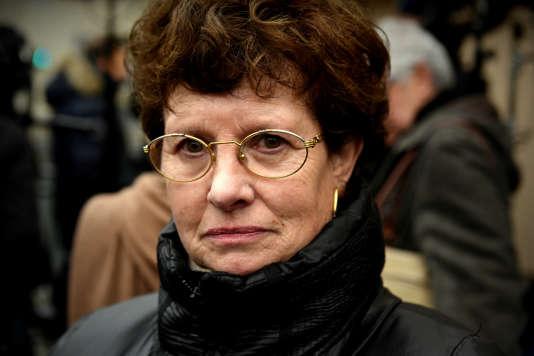 Pour Michèle Bigot, «il n'y avait que lui pour réunir les gens comme ça».
