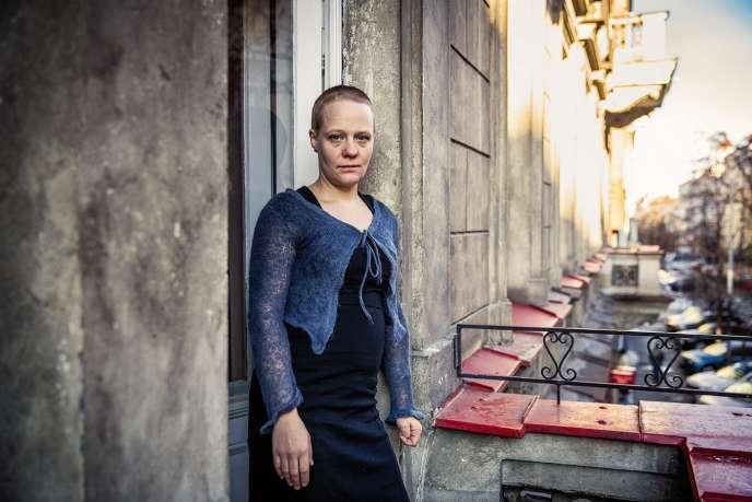 La journaliste tchèque Saša Uhlová s'est glissée dans la peau d'une travailleuse pauvre.