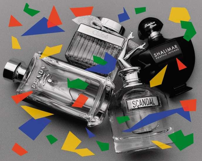 La Montée En Puissance Des Parfums