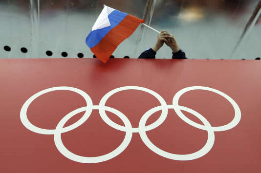 Aux Jeux olympiques d'hiver de Sotchi (Russie), en février2014.