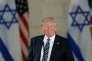 Donald Trump, lors de sa visite à Jérusalem, le 23 mai.